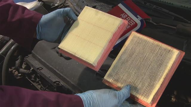 Replacing-the-air-filter