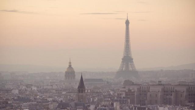 Smog in Paris