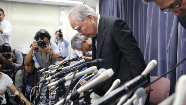 Suzuki Japan CEO