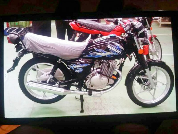 All New Pak Suzuki GS150