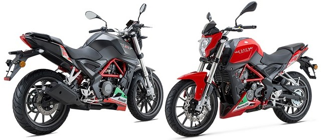 Benelli TNT 25 launch