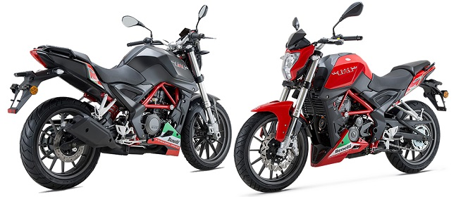 Benelli And Keeway Motorcycles Launched In Pakistan