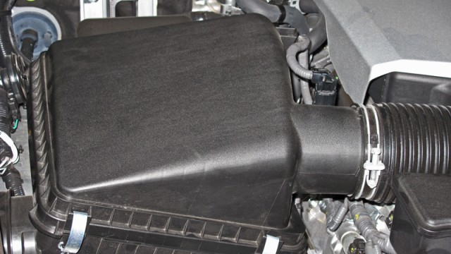 Toyota air filter box