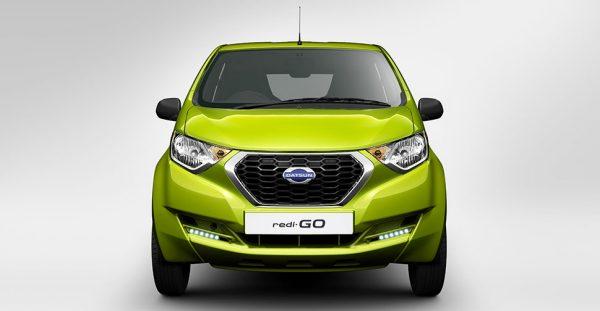 Datsun redi-GO front