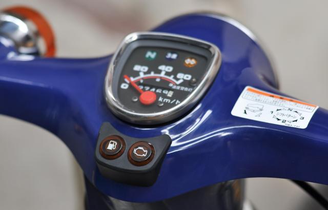 honda-cub-speedo-meter