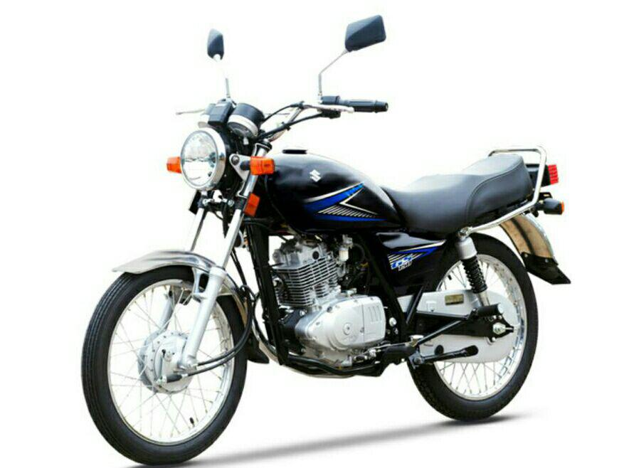 Suzuki Pakistan GS-150