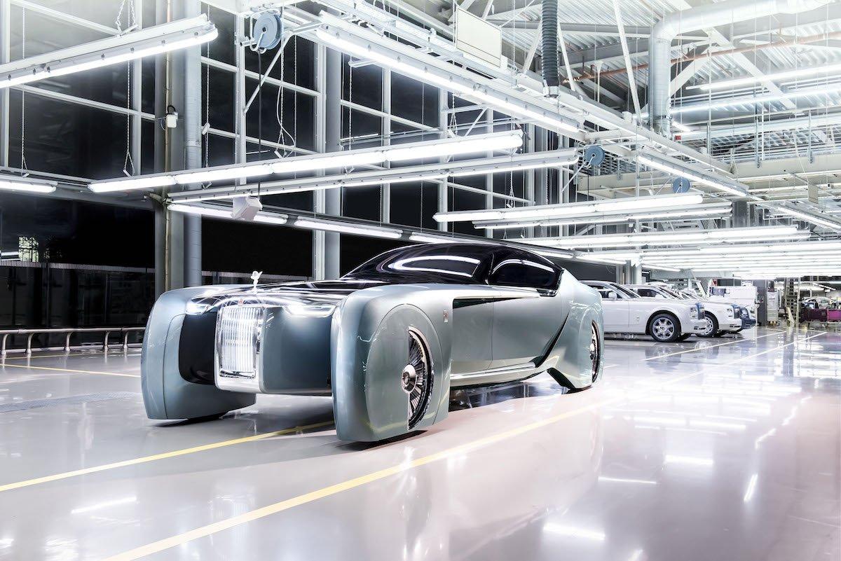 Rolls Royce 103EX -10