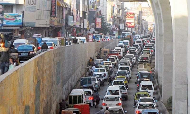 traffic-jam-mure-road