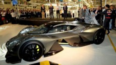More than exotic - leaving the hyper car in its wake - It is the AM-RB-001