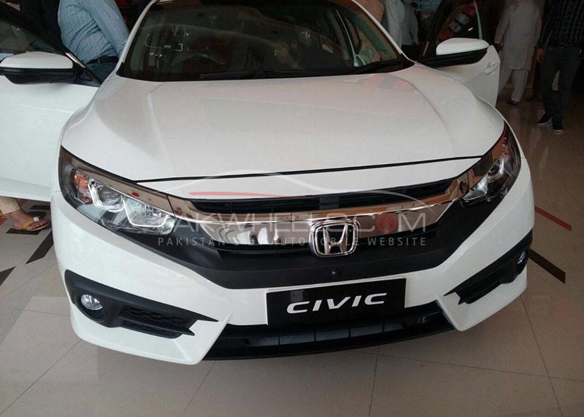 PKDM 2016 Honda Civic i-VTEC Oriel
