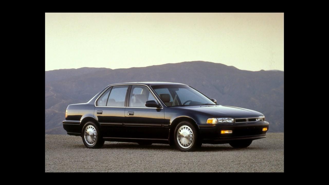 Honda accord turns 40 happy birthday accord pakwheels for Best honda accord year