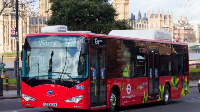 BYD-ebus-in-London