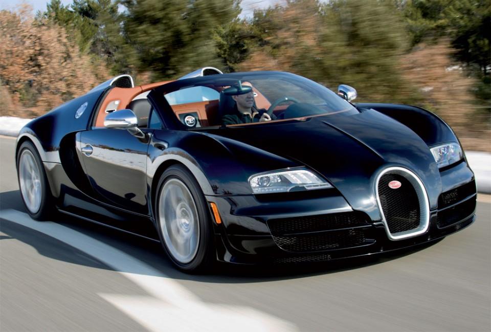 Ronaldo Bugatti Veyron Vitsesse