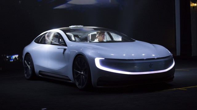 5 Chinese Electric Car Companies To Look Out For