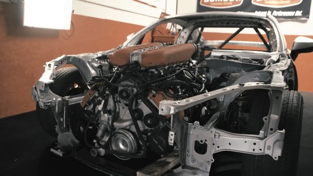 Ferrari + Toyota GT86 Engine Swap (17)