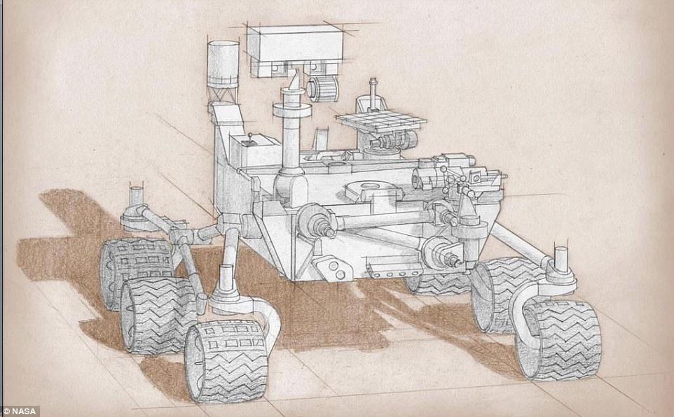 NASA Mars Rover 2