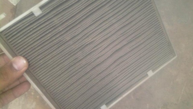 Toyota Vitz Cabin Air Filter 6a