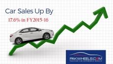 car sales in pakistan fy2015-16