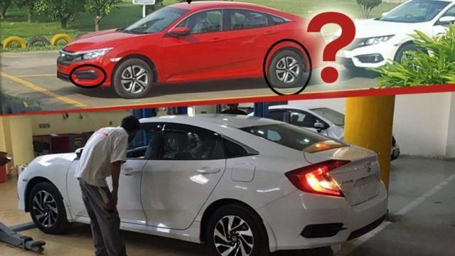 Honda Civic 2016 Low price variant in Pakistan