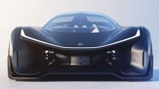 Faraday Future Tesla Competitor