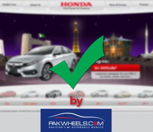 honda-correct-their-website
