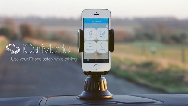 iCarMode - iPhone