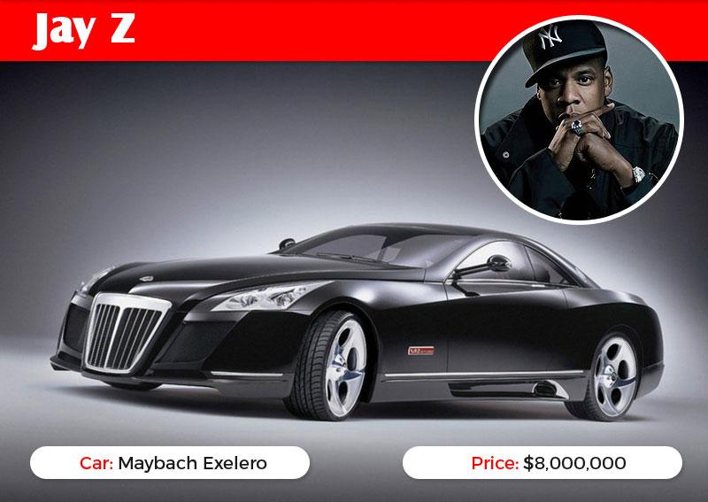 Jay Z Maybach
