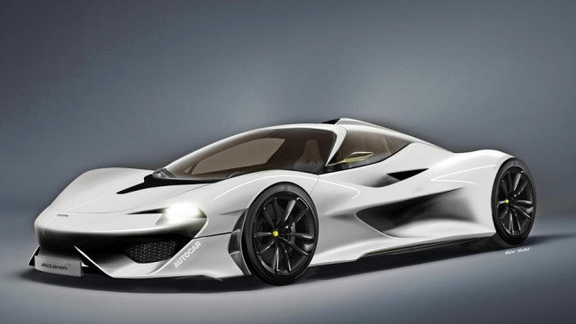 Legendry British Racecar McLaren F1 To Make A Comeback