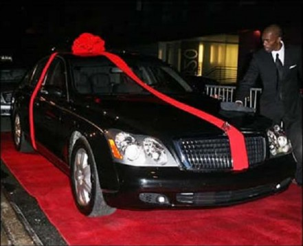 Maybach 57 Sean Combs