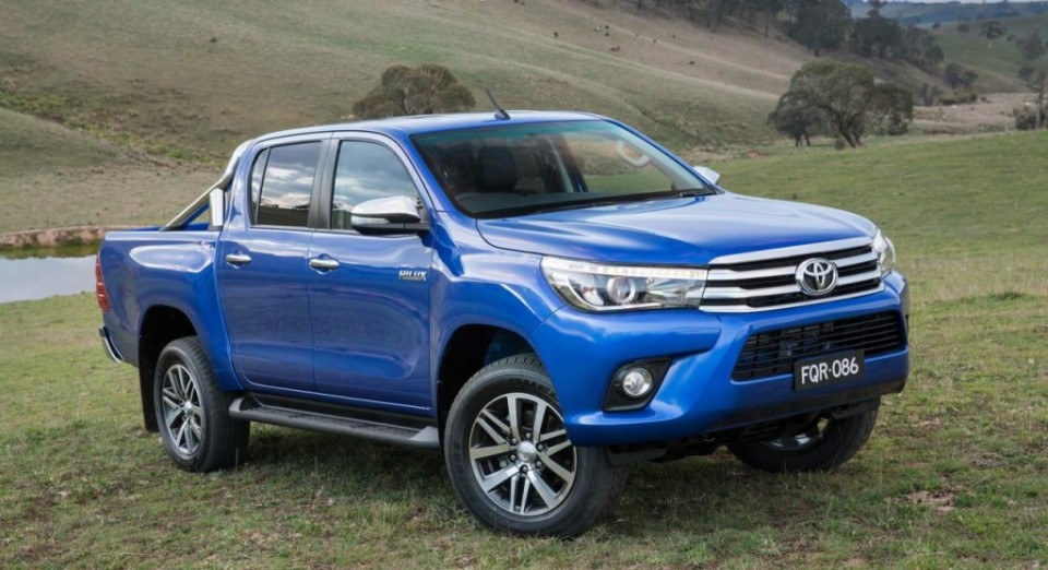 Eighth Generation Toyota Hilux