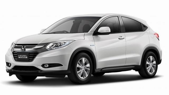 2016 Honda Vezel - Detailed Review