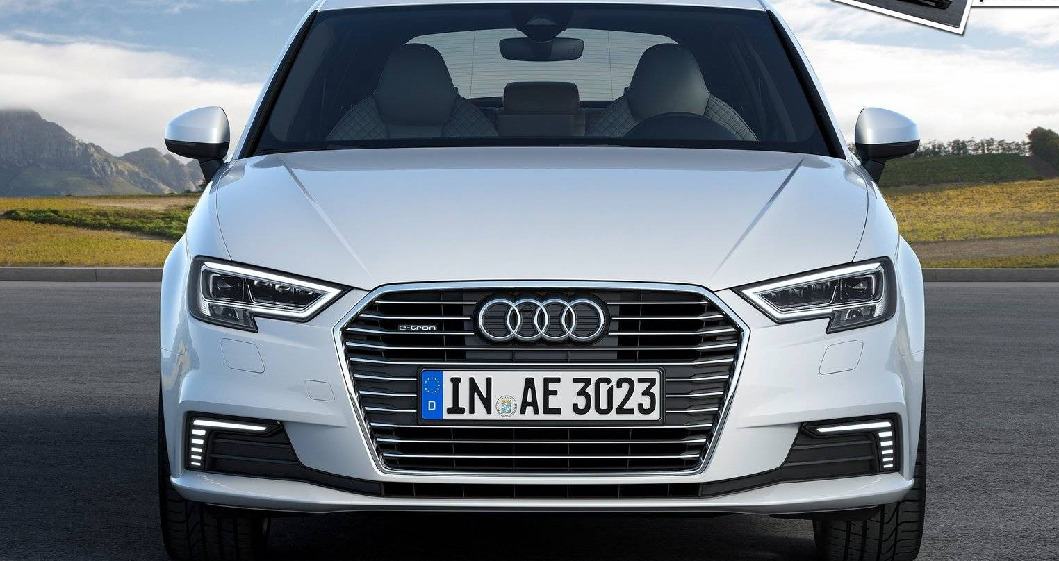 Audi A3 E Tron Sales Are Hitting The Target Claims Audi