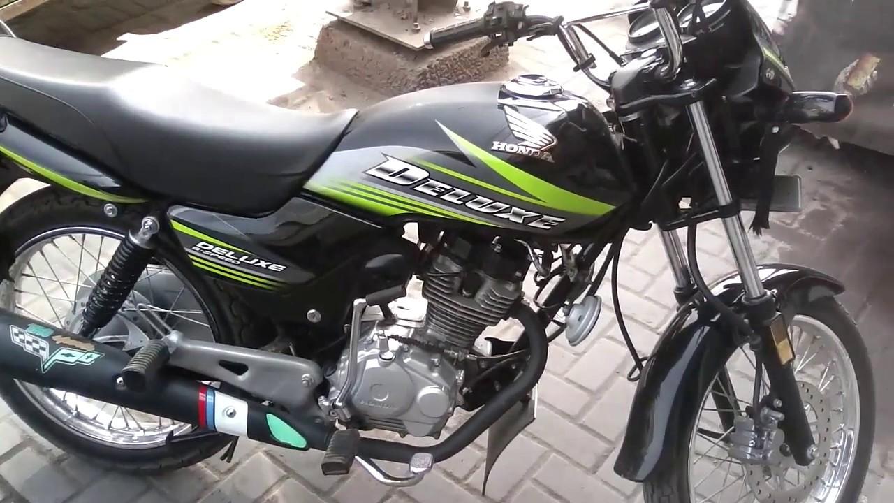 2017 Honda Deluxe 125