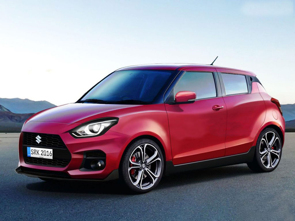 Swift 2016 Price In Pakistan >> 2017 Suzuki Swift's Renderings and the Swift Dilemma in Pakistan! - PakWheels Blog