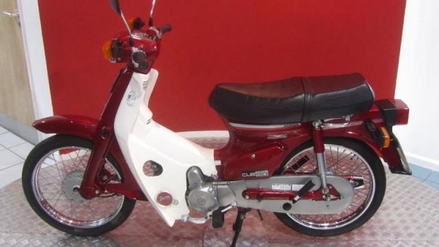 Honda_ModelC90