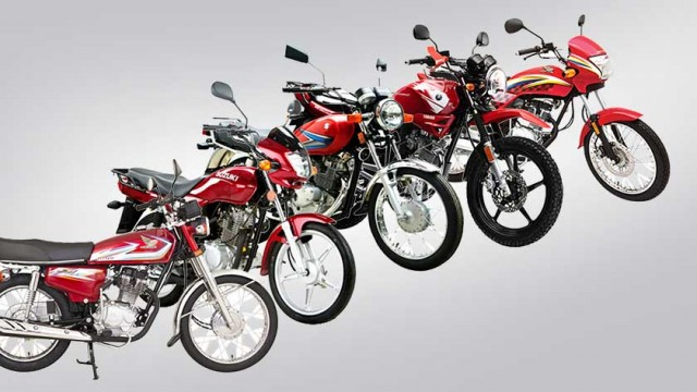 Here Are 5 New Motorcycles in Pakistan That You Can Buy in Rs1-1.5 Lacs