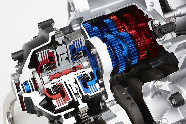 Honda-DCT