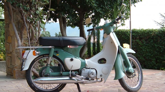 HondaC50