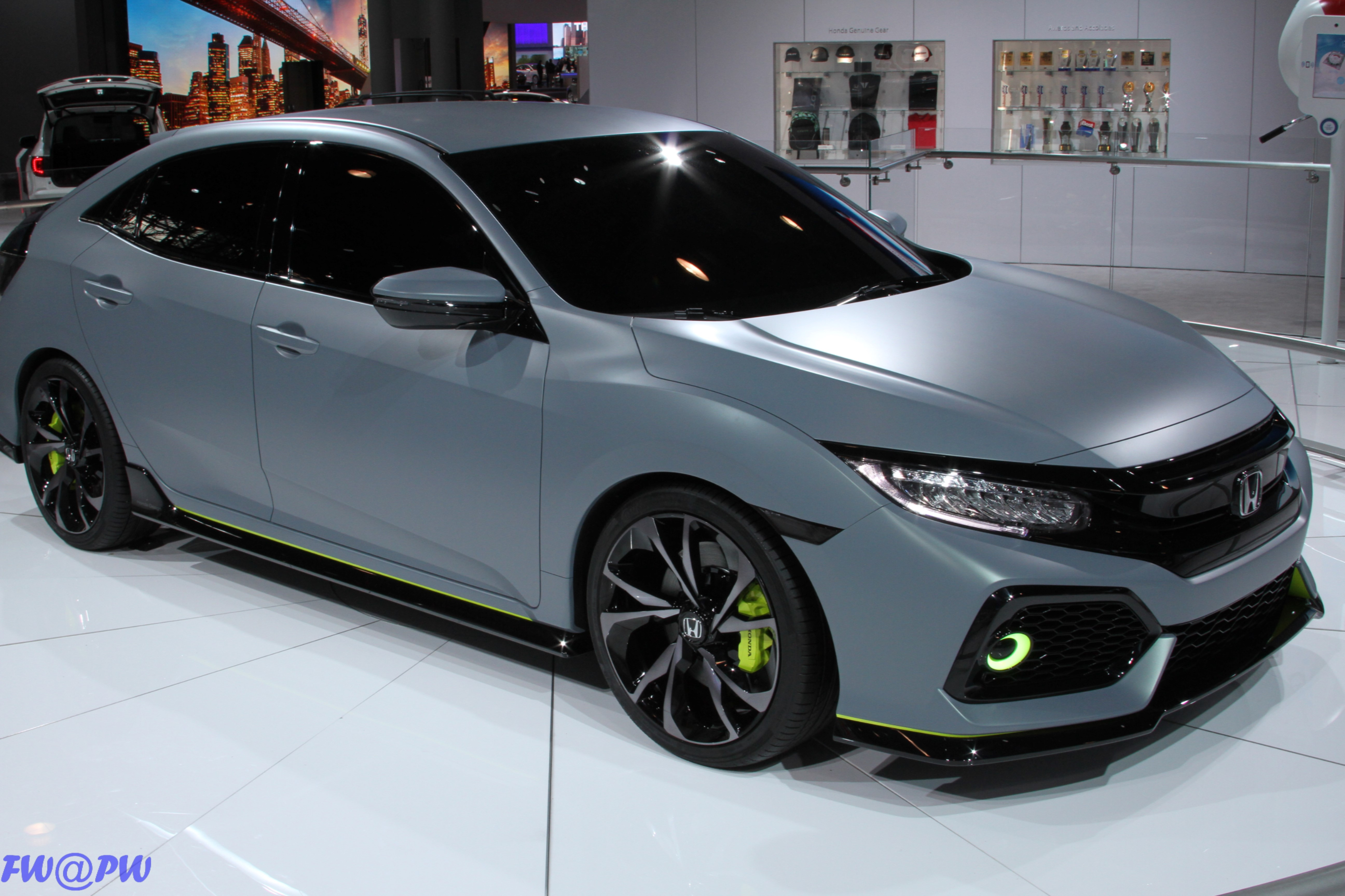 2017 Civic X Hatchback is Almost Here! - PakWheels Blog