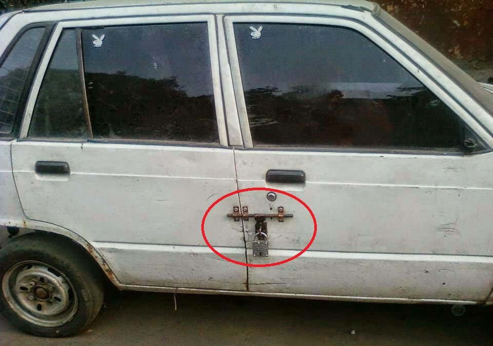 Latest-Lock-For-Pakistani-Cars-Funny-Vehicle-Pictures