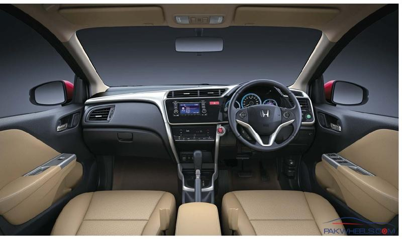 New-2014-Honda-City-dashboard