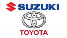 Suzuki Toyota logos