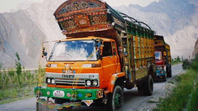 Pakistan Truck Art (1)