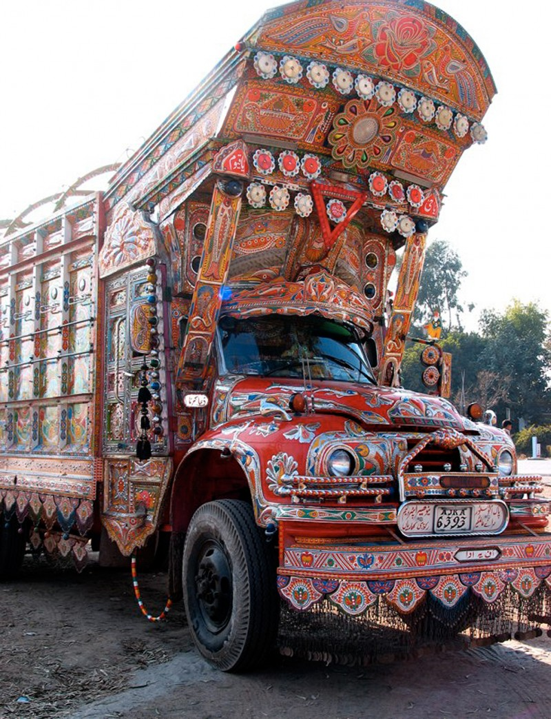 Pakistan Truck Art (2)