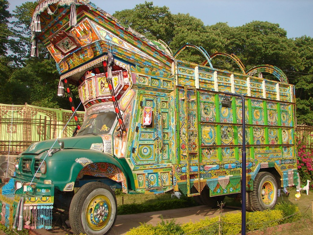 Pakistan Truck Art (4)