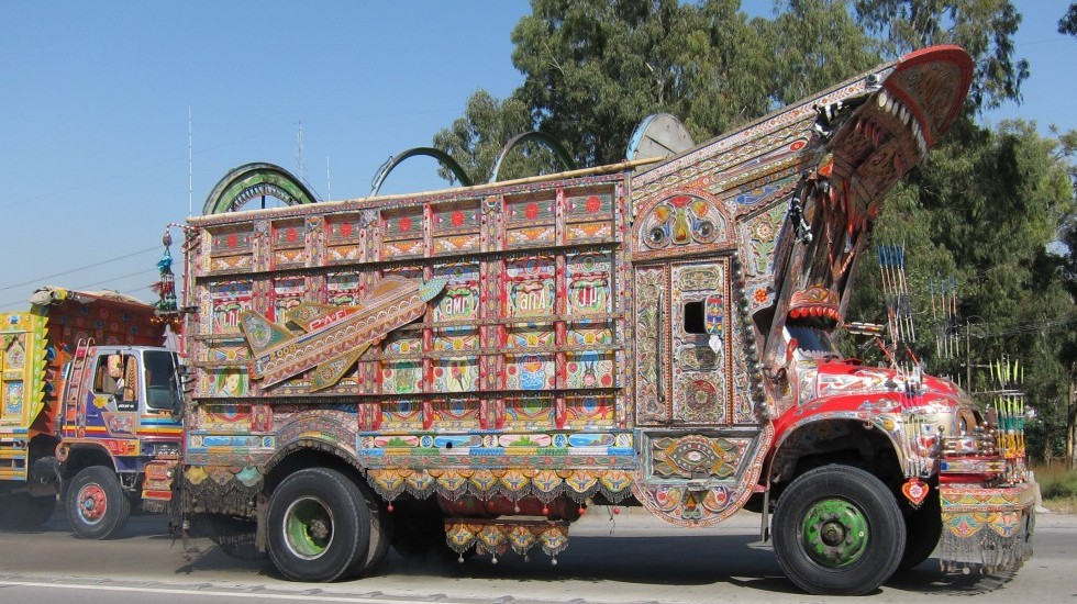 Pakistan Truck Art (5)