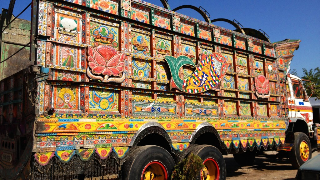 Pakistan Truck Art (6)