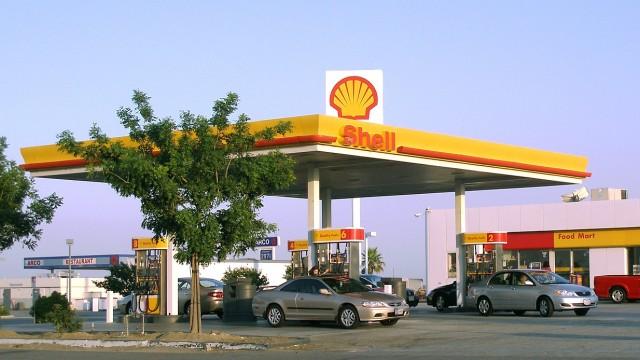 Shell Petrol Pump 1