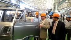 Suzuki Assembly Plant