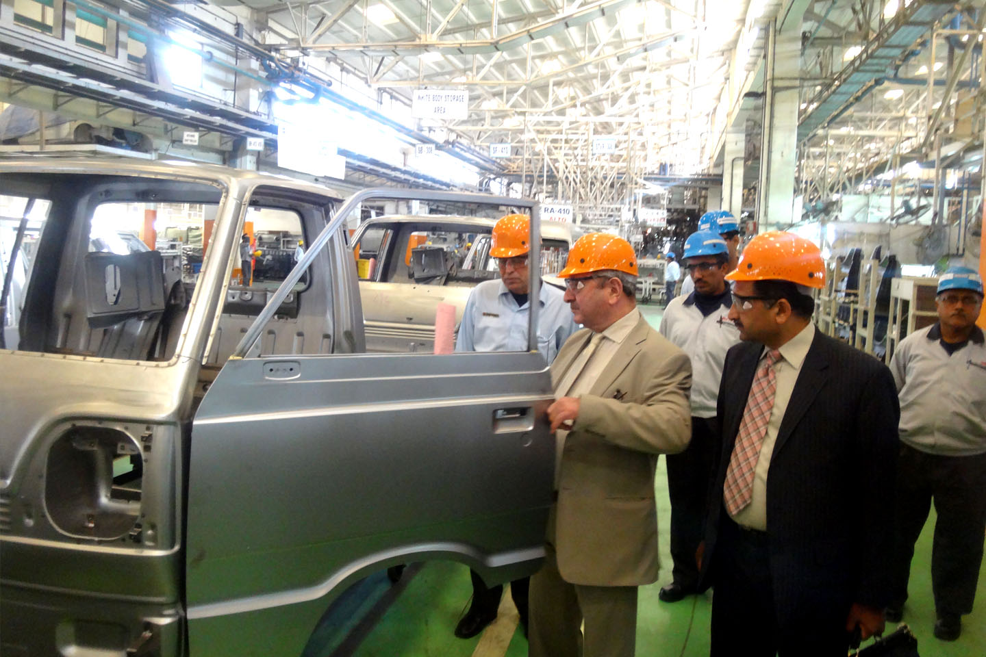 Suzuki Assembly Plant